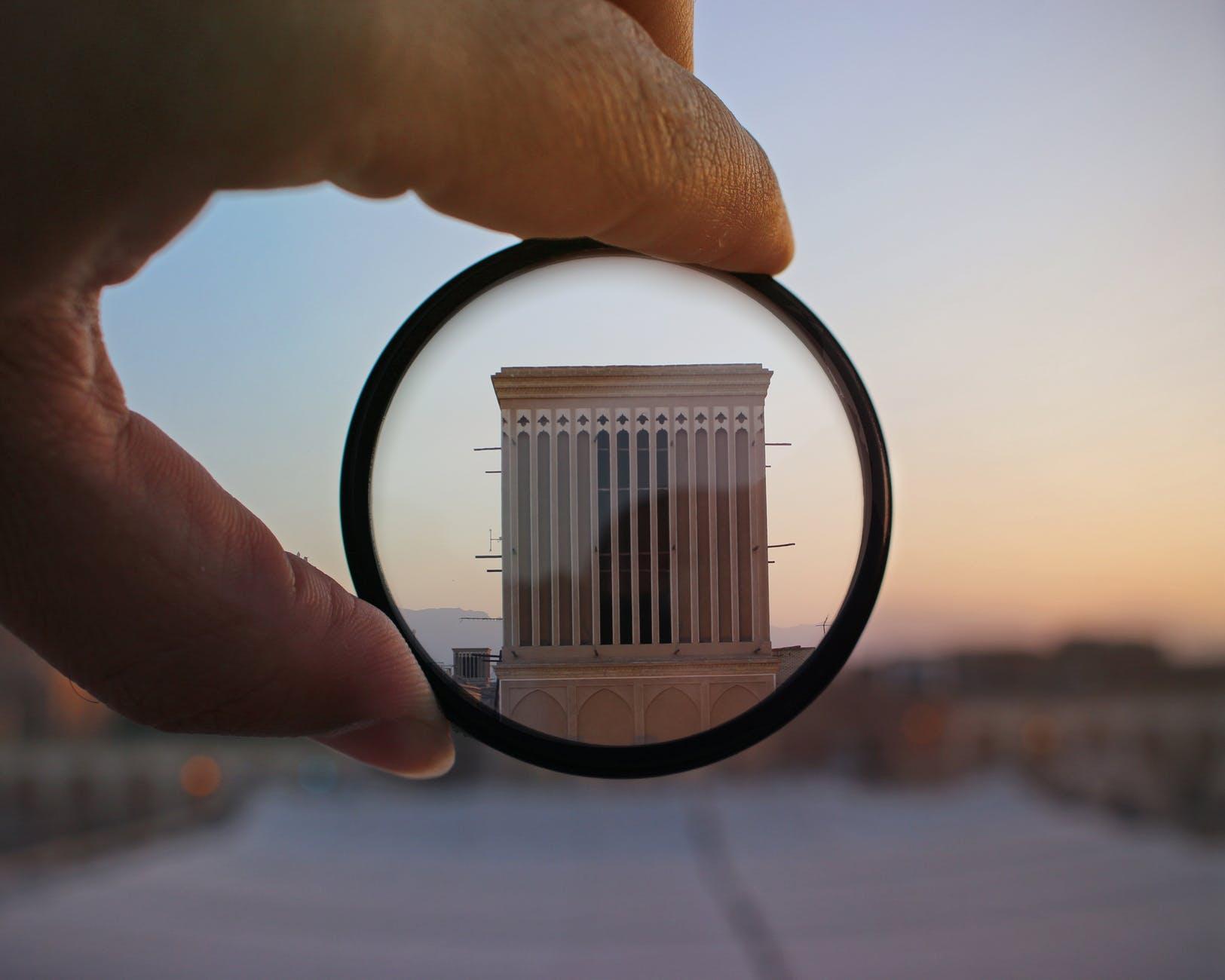 architecture blur building conceptual